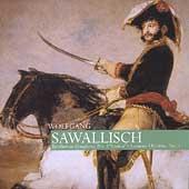 Beethoven: Symphony no 3, Leonore Overture no 3 / Sawallisch