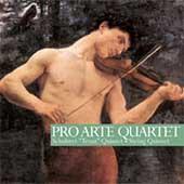 """Schubert: """"Trout"""" Quintet, etc / Schnabel, Pro Arte Quartet"""