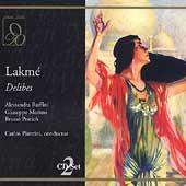 Delibes: Lakme / Piantini, Ruffini, Morino, Pratico, et al