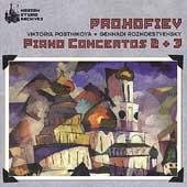 Prokofiev: Piano Concerto no 2 & 3 / Postnikova, et al