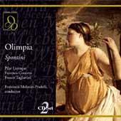 Spontini: Olimpia / Molinari-Pradelli, Lorengar, Tagliavini