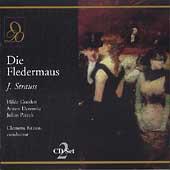 Strauss: Die Fledermaus / Krauss, Gueden, Dermota, Lipp, etc