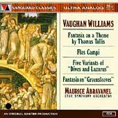 Vaughan Williams: Fantasia on a Theme by Thomas Tallis, etc