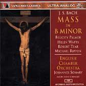 Bach: Mass in B minor / Somary, Palmer, Watts, et al