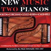 New Music for Two Pianos - Bolcom, Corigliano, Gould, et al