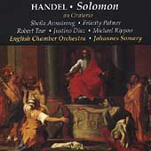 Handel: Solomon / Somary, Diaz, Armstrong, Palmer, et al