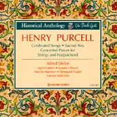 Historical Anthology - Purcell: Celebrated Songs / Deller