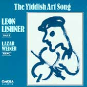 The Yiddish Art Song