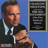 Charlton Heston Reads From The Old Testament (The Five Books Of Moses)