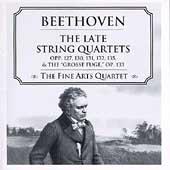 Beethoven: The Late String Quartets / Fine Arts Quartet