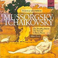 MUSSORGSKY:PICTURES AT AN EXHIBITION/TCHAIKOVSKY:SEASONS:M.PLETNEV(p)