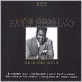 Fats Domino/Original Gold