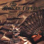 Best of Opera Sopranos - 15 great arias
