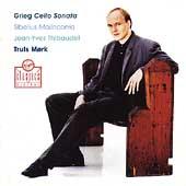 Grieg: Cello Sonata;  Sibelius: Malinconia / Mork, Thibaudet