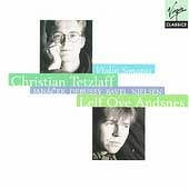 The Twentieth Century Violin / Tetzlaff, Andsnes