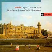 Handel: Organ Concertos Op. 4 / Bob van Asperen, et al