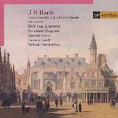 Veritas - Bach: Concertos for 3 & 4 Harpsichords / Asperen