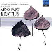 Arvo Part: Beatus