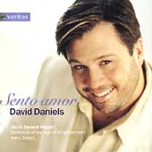 Sento Amor - Gluck, Handel, Mozart / David Daniels, et al