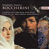 Boccherini: String Quintets, etc / Biondi, Europa Galante