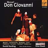 Mozart: Don Giovanni / Harding, Mattei, Cachemaille, et al