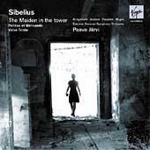 Sibelius: The Maiden in the Tower, etc / Paavo Jaervi, et al