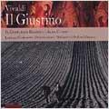Vivaldi: Il Giustino / Curtis, Comparato, Labelle, et al