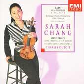Lalo: Symphonie Espagnole;  Vieuxtemps / Chang, Dutoit