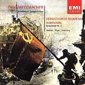 Hartmann et al: Symphonie No. 1 / Metzmacher