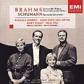 Brahms/Schumann: Lieder