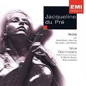 Jacqueline du Pre - Recital