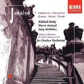 Janacek: Capriccio, Concertino, etc / Mackerras, Rudy, et al