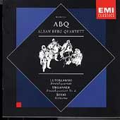 Alban Berg Quartett - Lutoslawski, Urbanner, Berio