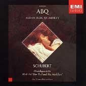 Schubert: String Quartets no 10 & 14 / Alban Berg Quartet