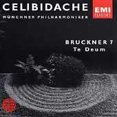 Bruckner: Symphony no 7, Te Deum / Celibidache, Munichr PO