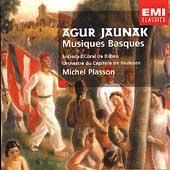 Agur Jaunak - Musiques Basque /Plasson, Saitua-Iribar, et al