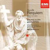 """Durufle: Requiem, Messe """"Cum jubilo"""", Motets /Plasson, et al"""