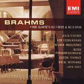 Brahms: Piano Quartets 1 & 3 / Vogt, Heimbach Chamber Music