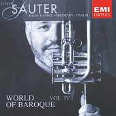 World of Baroque Vol 4 / Otto Sauter, David Timm