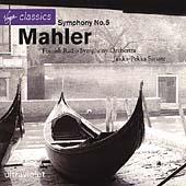 Mahler: Symphony no 5 / Saraste, Finnish RSO