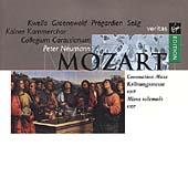 Mozart: Coronation Mass, etc / Neumann, Kwella, Selig, et al