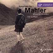 Mahler: Symphony no 1 / Edo de Waart, Minnesota Orchestra