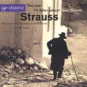 Strauss: Don Juan, Til Eulenspiegel, Don Quixote / de Waart