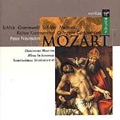 Mozart: Dominicus Mass, etc / Schlick, Neumann, et al