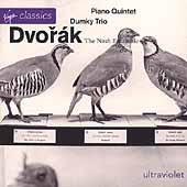"Dvorak: ""Dumky"" Trio, Piano Quintet / Nash Ensemble"