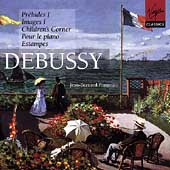 Debussy: Preludes Book 1, Images Book 1, etc / Pommier