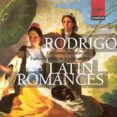 Latin Romances - Rodrigo, Villa-Lobos, et al / Isbin, et al