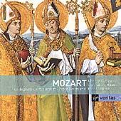 Mozart: Mass in C Minor, etc /Neumann, Collegium Cartusianum