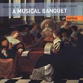 A Musical Banquet - Schein, Guami, etc/ Savall, Hesperion XX