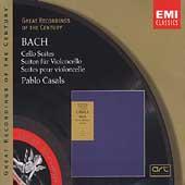 J.S.Bach: Cello Suites BWV.1007-1012 (1936-39) / Pablo Casals(vc)